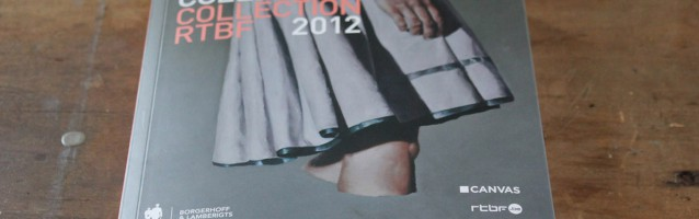 cover canvascollectie 2012 met Our Father