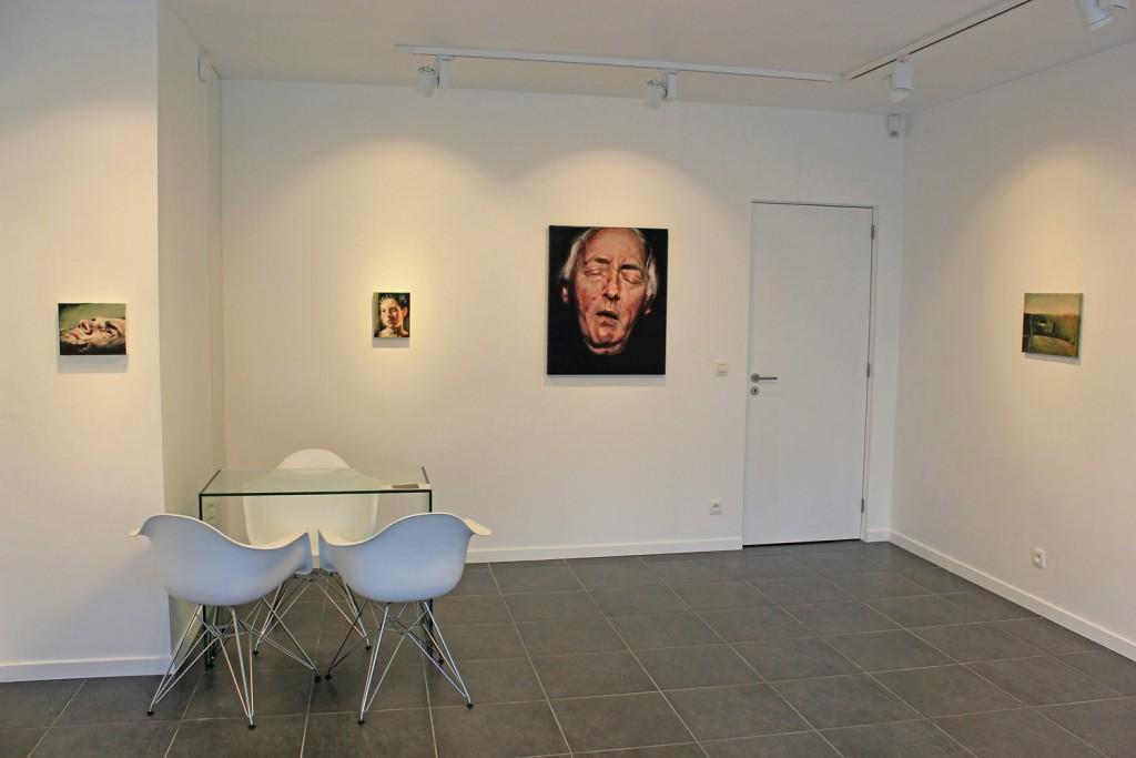 galerie achtermuur